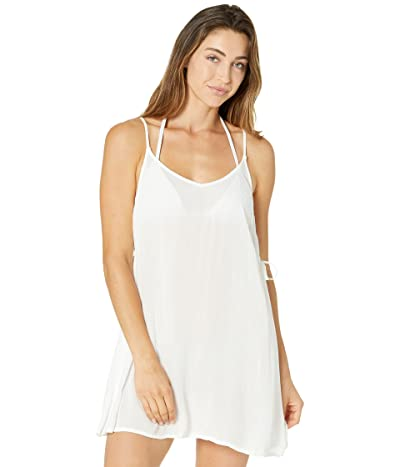 Roxy Solid Beachy Vibes Cover-Up Dress