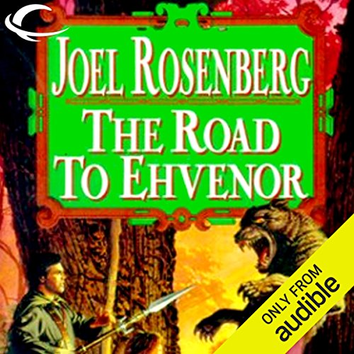 The Road to Ehvenor audiobook cover art