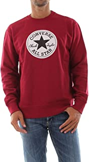 Converse 10018632 Men's Fleece Sweatshirt