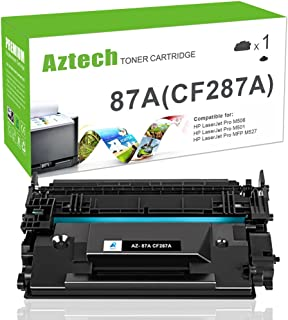 AZTECH Compatible Toner Cartridge Replacement for HP 87A CF287A 87X CF287X (Black, 1-Pack)
