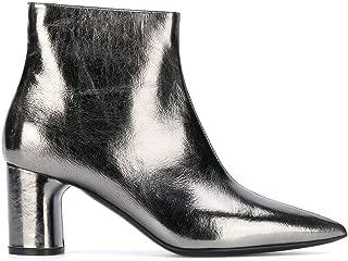 Casadei Luxury Fashion Womens 1Q909N0601VISIO9300 Silver Ankle Boots | Fall Winter 19