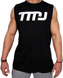 タンクトップ メンズ カジュアル ファッション トレーニングウェア セクシー ロゴプリント ノースリーブ