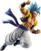 Banpresto Dragon Ball Super Saiyan God Super Saiyan Gogeta Z-Battle Figure, Multicolor