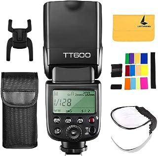 Godox TT600 Speedlite Flash met ingebouwde 2.4G draadloze transmissie geschikt voor Canon, Nikon, Pentax, Olympus en ander...