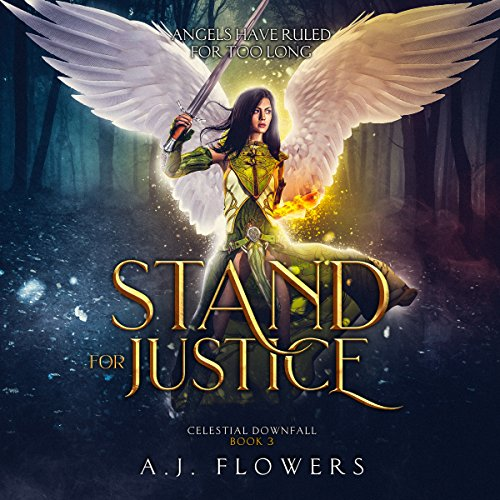 Stand for Justice audiobook cover art