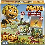 Studio 100 MEMA00000300 puzzle - Rompecabezas (Rompecabezas con pistas dibujadas, Dibujos, Niños, Niño/niña, 16 pieza(s), 20 pieza(s)) , color/modelo surtido
