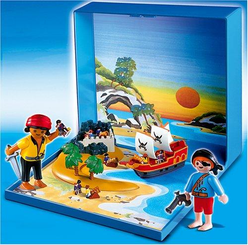 PLAYMOBIL® 4331 - MicroWelt Piraten