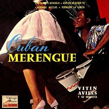 Vintage Cuba No. 151 - EP: Cuban Merengue