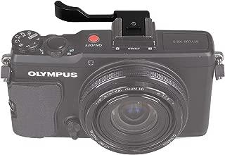 WEPOTO GP-B1 Metal Hand Grip Hot Shoe Thumb Up Rest Hand Grip for Olympus Fujifilm X-Pro12/X-A235/X-E12S3/X100SFT/X-M1/PEN-E/F