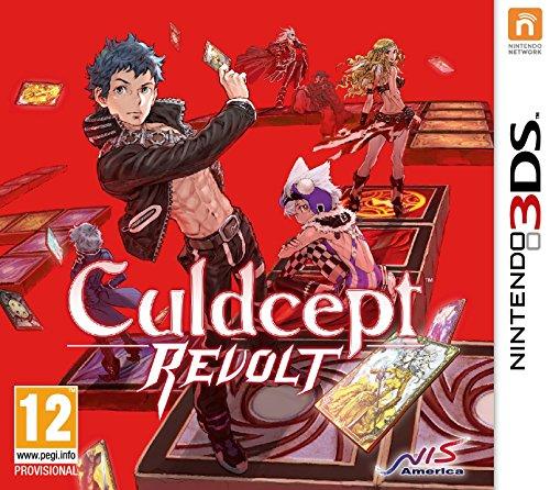 Culdcept Revolt - Nintendo 3DS [Edizione: Regno Unito]