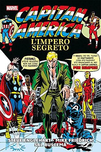 L'impero segreto. Capitan America