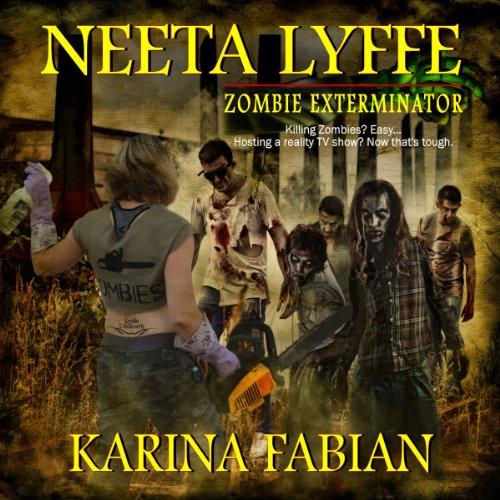 Neeta Lyffe, Zombie Exterminator cover art