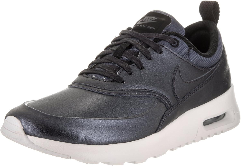 Nike Damen 861674-002 Fitnessschuhe, grau