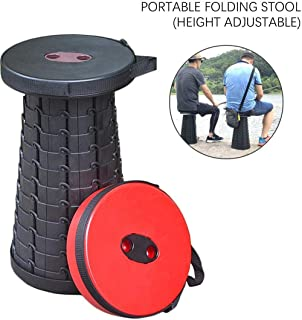 Best portable adjustable stool Reviews