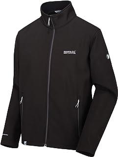Regatta Men's Cera Iv' Full Zip Wind Resistant Stretch Jacket Soft Shell