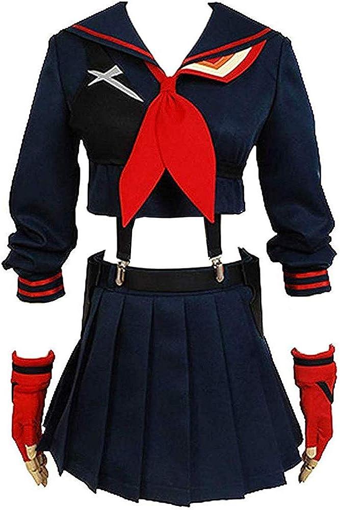 Honnoji RyukoMatoi Senketsu Max 85% OFF Nashville-Davidson Mall Ver. Costume Dress Cosplay Outfits