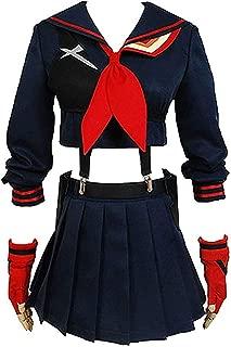 Honnoji RyukoMatoi Senketsu Ver. Outfits Dress Cosplay Costume