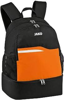 JAKO Competition 2.0 rugzak, zwart/aqua, 34x24x48 cm