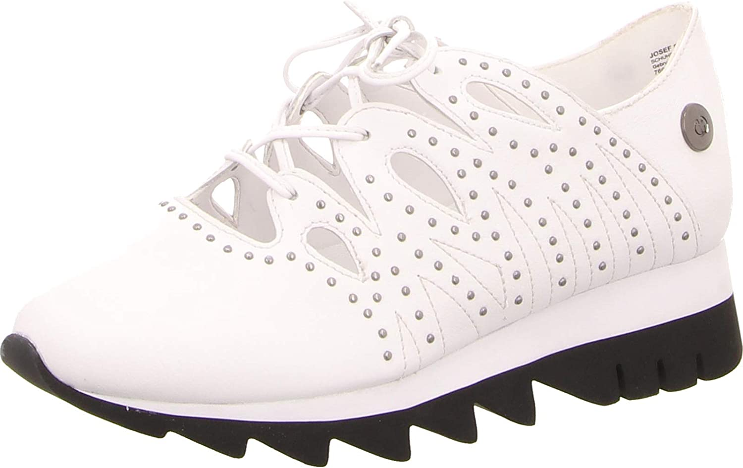 Gerry Weber Women Lace-Up shoes Donabella 14 White, (Weiss) G32324875 000