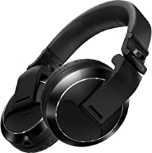Pioneer Pro DJ Black (HDJ-X7-K حرفه ای DJ هدفون)