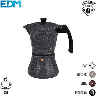 Cafetera 9 tazas aluminio para induccion edm: Amazon.es: Iluminación