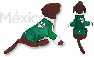 Best dog soccer jerseys mexico Reviews