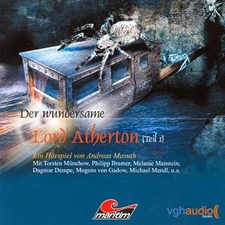 Der wundersame Lord Atherton 1 Titelbild