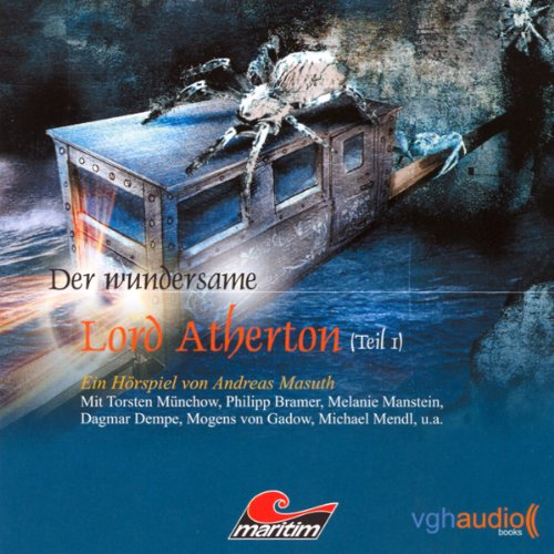 Der wundersame Lord Atherton (Teil 1) audiobook cover art