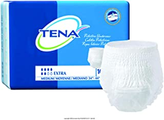 TENA Protective Underwear, Extra Absorbency - Large - 45-58