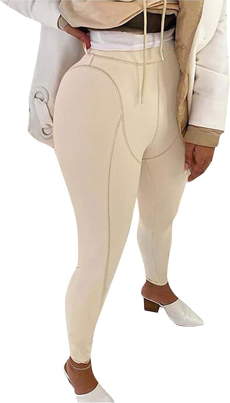 Gwewei4df Womens High Waist Pants Super Finally popular brand Special SALE held Fashion Yoga Women