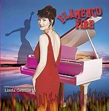 FLAMENCO FIRE by Linda Gentille Piano Virtuoso