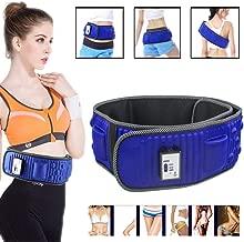 Electric Vibrating Slimming Belt Massager Weight Loss Belt Vibration Burning Fat Lose Weight Shake Belt Waist Trainer- Massage Waist Exerciser Rejection Fat Waist Massager for Men & Women