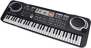 Roll-Up Flexible Electronic Piano Keyboard,61 Keys Portable