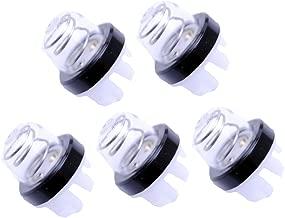FLYPIG 5PCS 4238 350 6201 Primer Bulb Fuel Pump SR430 SR450 TS410 TS420 TS700 TS800 for stihl