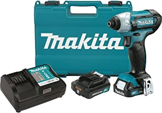 Makita DT03R1 12V Max CXT Lithium-Ion Cordless Impact Driver Kit
