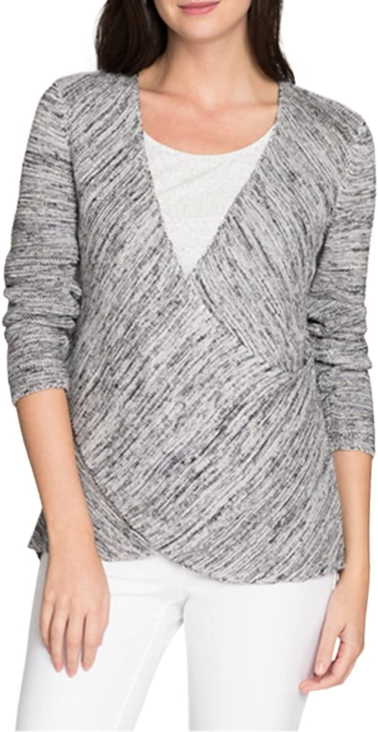 NIC & ZOE Womens Wrapped up Top