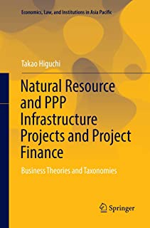 Natural Resource and PPP Infrastructure Projects and Project Finance: Business Theories and Taxonomies