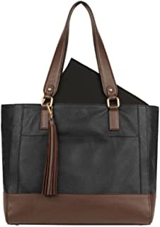 Wilsons Leather Madison Tote (Onyx)