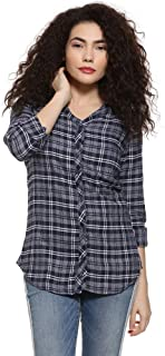 Campus Sutra Women's Casual Shirt