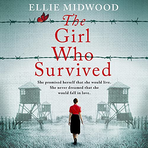 The Girl Who Survived Audiobook By Ellie Midwood cover art