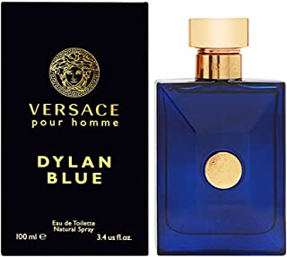 Versace Pour Homme Dylan Blue Eau De Toilette For Men, 100 ml