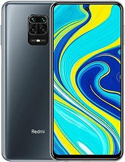 "Xiaomi Redmi Note 9S HXM-N9S-128-GRY-EUA Dual SIM Smartphone, 6GB RAM, 6.67"", Interstellar Grey"