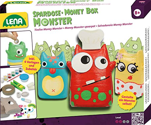 Lena 42554 - Money Monster Spardose