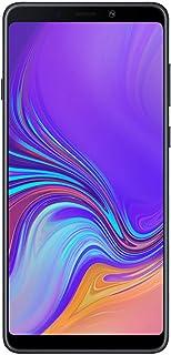 "Samsung Galaxy A9 2018 SM-A920F Dual SIM - Unlocked - 4G LTE - 6.3"" Screen - 6GB/128GB Memory - Quad Camera - 24MP Selfie Camera - International Version - NO Warranty - Black"