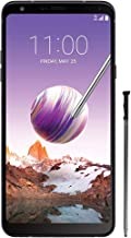 LG STYLO 4 Q710 6.2in 16GB Android Smartphone Carrier Unlocked GSM - Aurora Black (Renewed)