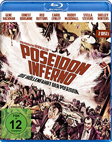 Poseidon Inferno - Die Höllenfahrt der Poseidon  (+ Bonus-DVD) [Blu-ray]