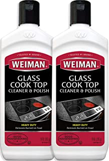 weiman cook top daily cleaner ingredients