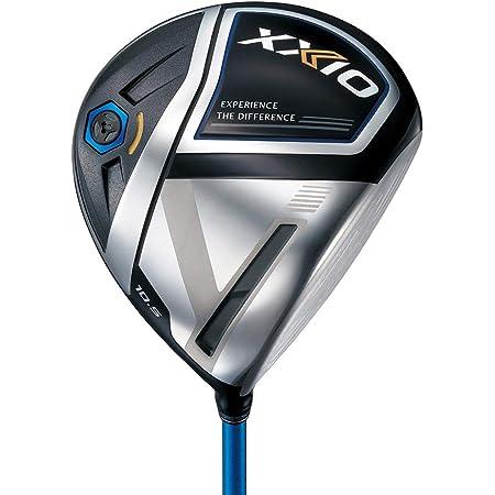 DUNLOP(ダンロップ) ゴルフ ドライバー XXIO ゼクシオ イレブン MP1100 シャフト カーボン メンズ 右 ネイビー ロフト角: 9.5度 フレックス:SR ゴルフクラブ