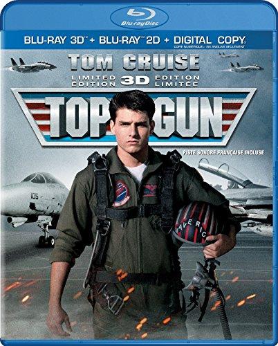 TOP GUN - Limited Edition (Blu-ray 3D + Blu-ray)