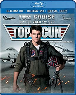 Top Gun (Limited 3D Edition) [Blu-ray 3D + Blu-ray + Digital Copy] (Bilingual) (B00AMO7N0Y) | Amazon price tracker / tracking, Amazon price history charts, Amazon price watches, Amazon price drop alerts